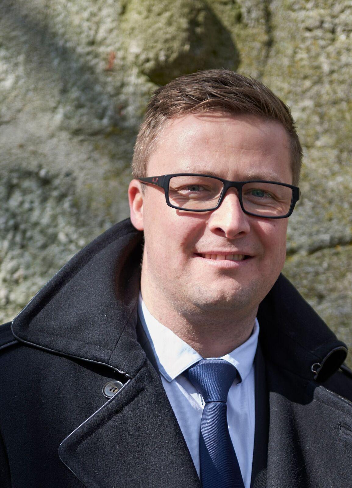 Laurent Deschenaux : Trésorier